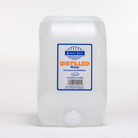 Case 1-gallon Distilled